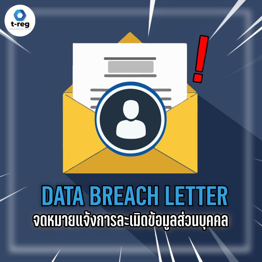 Data Breach Letter