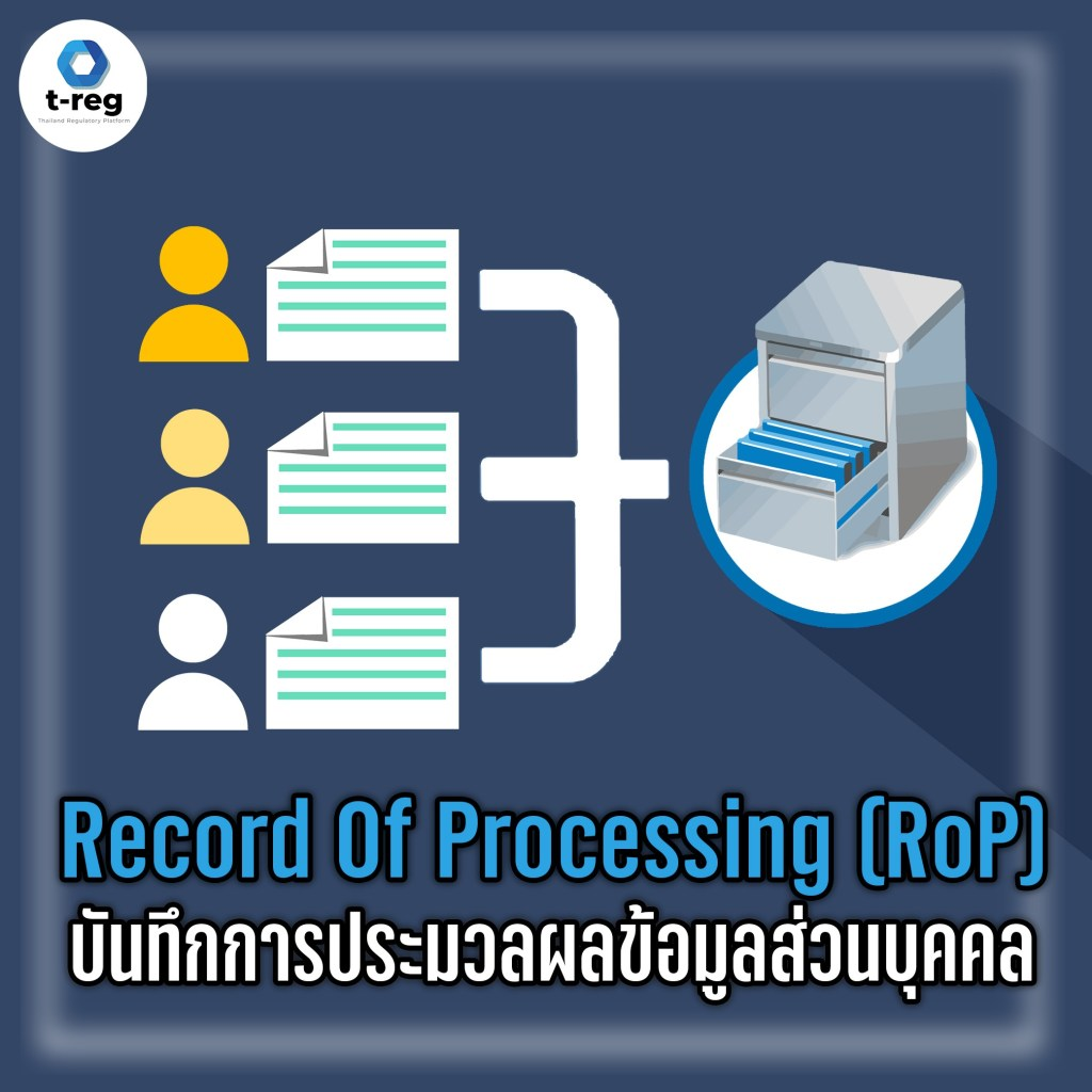 RoP Record of Processing